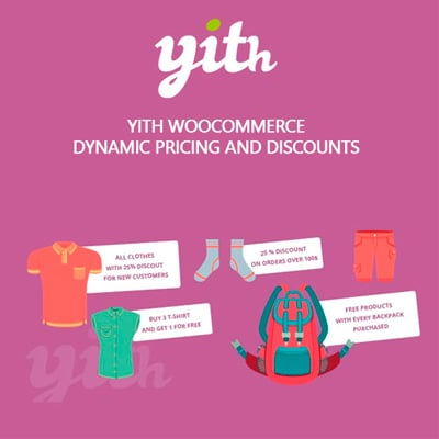 YITH WooCommerce Dinamic Prices and Discount