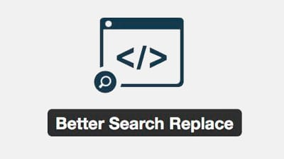 Better Search Replace Pro